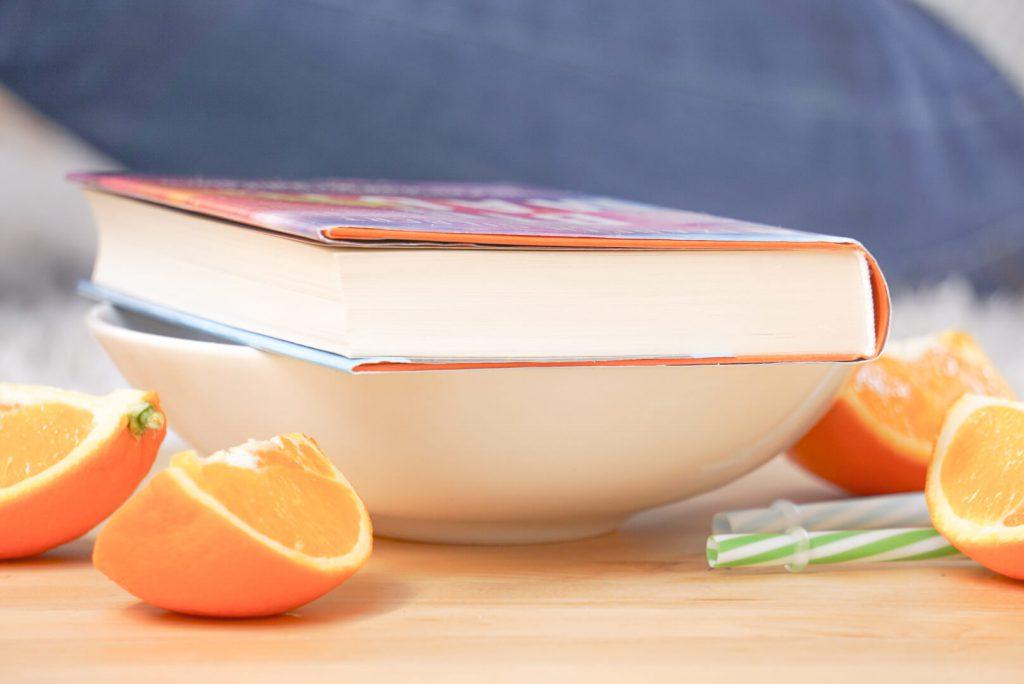 Feed your brain - ein Bücher-Menü um das Gehirn zu füttern