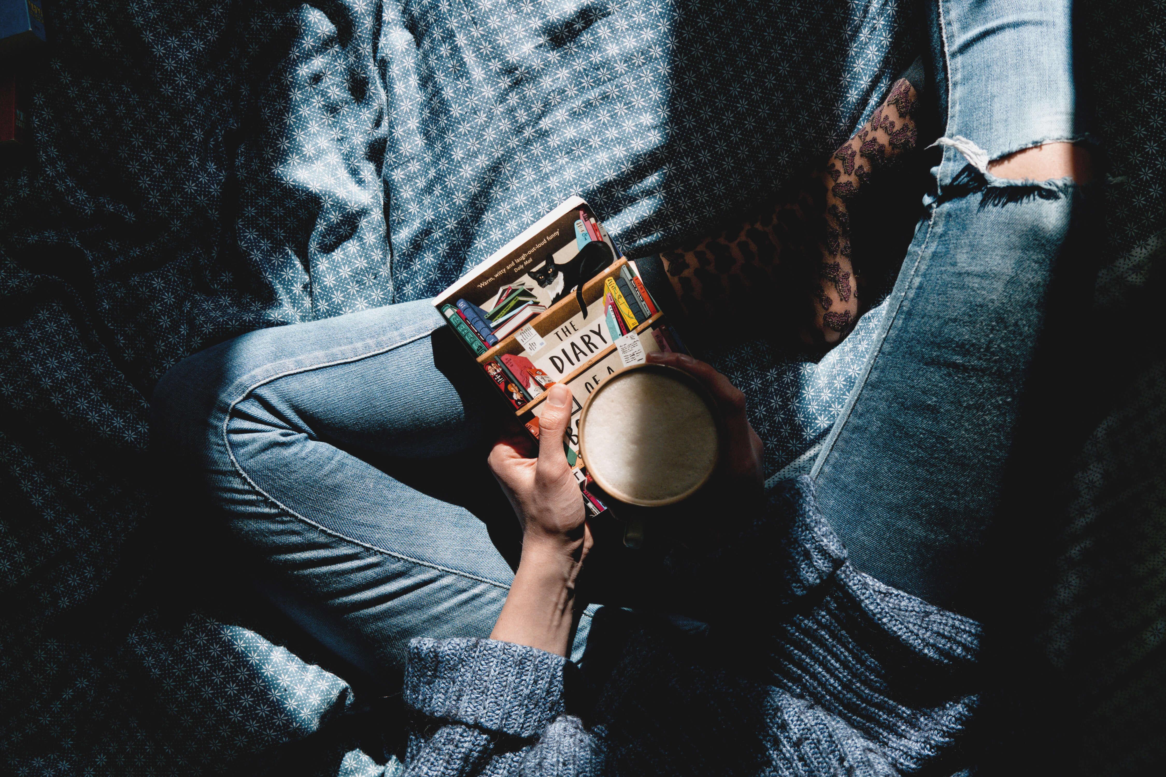 Staying home: meine Buchempfehlung für ruhige Tage zu Hause